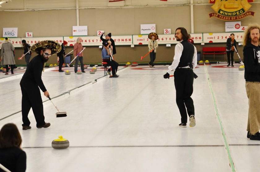 Manitoba Rocks curling bonspiel